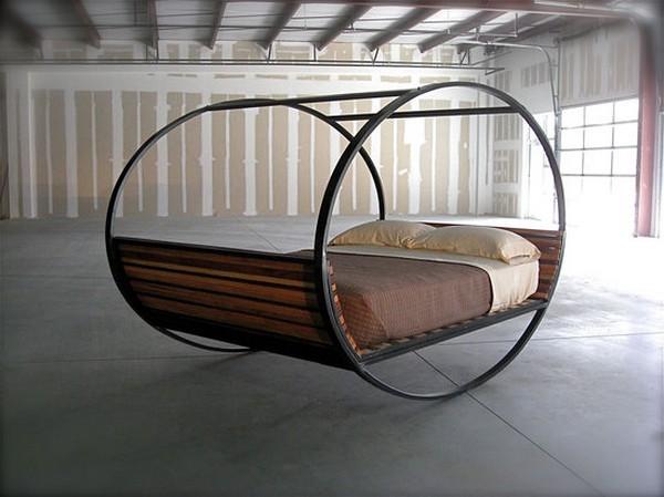 le top des 10 lits les plus audacieux et originaux les canap s au monde. Black Bedroom Furniture Sets. Home Design Ideas