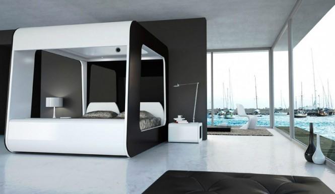 chambre moderne design chambre ado moderne design conseils pour am nager et d corer - Deco Chambre Moderne Design